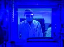 אבחון לנגיף קורונה במעבדה