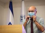 """מנכ""""ל משרד הבריאות פרופ' חזי לוי"""