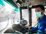 נהג אוטובוס בעידן קורונה