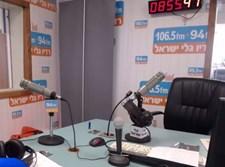 אולפן רדיו גלי ישראל