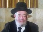 """הרב הגאון רבי יצחק זעפרני זצ""""ל"""
