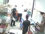 השוטר והחנות