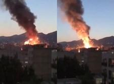 פיצוץ באיראן