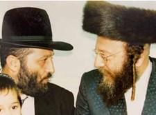 השר דרעי ורבי אהרן גבאי