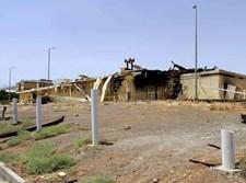 אתר הפיצוץ בנתנז, איראן