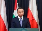 נשיא פולין אנדז'יי דודה