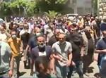 המחאה ברשות הפלסטינית