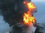 ספינה עולה באש-ארכיון