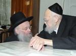 """הגרי''י אפרתי עם מרן הרב אלישיב זצ""""ל"""