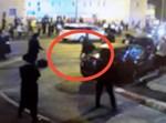 התקיפה במהלך המחאה