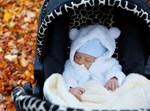 תינוק בעגלה