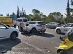 תאונת דרכים בצומת רמות