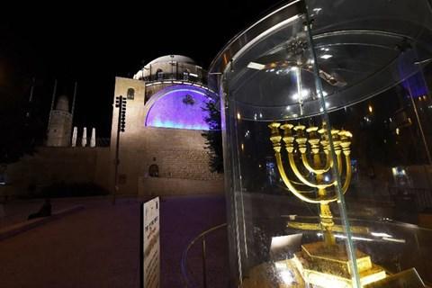 חומות ירושלים והעיר העתיקה