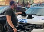 הכובעים בידי המשטרה