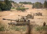"""כוחות צה""""ל בגבול סוריה בעבר"""