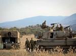 זירת המתיחות בגבול לבנון סוריה