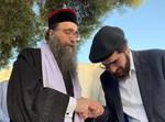 הרב יואל משה עם הרב יאשיהו פינטו