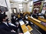 בית הכנסת איצקוביץ בבני ברק בט' באב
