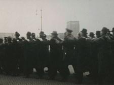 """יהודי הולנד מובלים על ידי הנאצים ימ""""ש"""