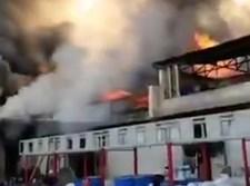 שריפה סמוך לטהראן