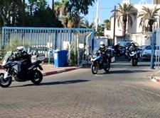 האופנועים יוצאים לאכיפה