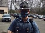 משטרת מסצ'וסטס אילוסטרציה