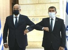 אשכנזי ושר החוץ היווני