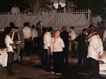 """הפגנת קיצוני 'הפלג' נגד הגר""""מ קסלר"""