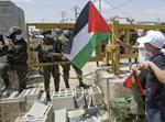 """הפגנות פלסטינים ביו""""ש"""