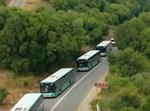 שיירת אוטובוסים של אגד