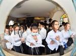 סיום מסכתות של ילדי 'זיו התורה' במירון