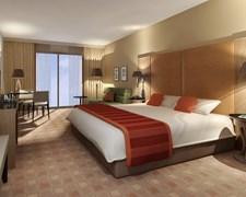 חדר במלון - אילוסטרציה