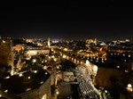 מגדל דוד בלילה