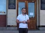 ראש העיר אומן אלכסנדר ציברי