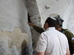 ונדליזם בקבר יוסף