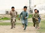 ילדים בפקיסטן. אילוסטרציה