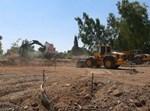 העבודות להקמת בניית מפקדת הקורונה הלאומית