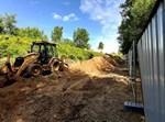 חפירות בקבר האחים בלובלין