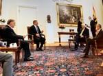 שר החוץ גבי אשכנזי בגרמניה