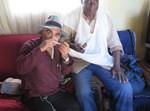 כרמלי עם היהודי בזמבבואה