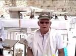בן ה80 חוגג בר מצווה בכותל
