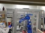 הרובוט החדש לבדיקת קורונה