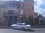 חזית המלון בבלארוס