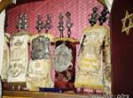 ספרי התורה שנמצאו בארון הקודש