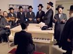 חיים אדלר, ישראל אדלר ומקהלת מלכות