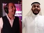 עמירן דביר ומוחמד סעוד שרים יחד