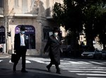 חרדים ברחוב ירושלמי בצל הקורונה