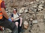 במודיעין עילית: ניסיונות לחלץ ילד שנפל לוואדי