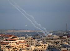 רקטות שנורו לעבר ישראל- ארכיון