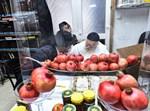 """הגר""""ח קנייבסקי מברך רימונים לראש השנה"""